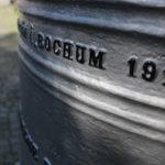Inschrift der Glocke