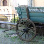 alter Kutschenwagen