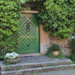Tür der Vorburg