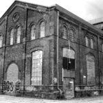 Verfallenes Gebäude in Dortmund-Hörde Phönix West