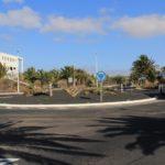 Kreisverkehr von Costa de Teguise