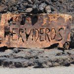 Los Hervideros...